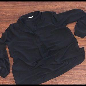 Tops - 👚3 for $15 Pleione 3/4 sleeve 3/4 neckline top